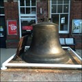Image for Darlington Railway Station Bell, Darlington, UK