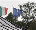 Image for Municipal Flag - La Tène, NE, Switzerland