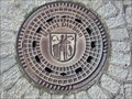 Image for 'Markt Dießen'  Manhole Cover - Dießen am Ammersee, Germany, BY