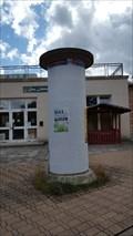 Image for Litfaßsäule Nr.2 -Albert-Schweitzer-Strasse/ Saalfeld/ Thüringen/ Deutschland