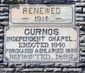 Image for 1840 - Gurnos Chapel - Ystalyfera, Powys, Wales.