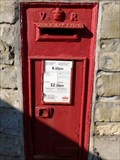 Image for Victorian Post Box - Oystermouth, Swansea, Wales.