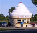 Image for King Kone Ice Cream Parlor, Perry, Michigan