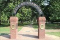 Image for Walk of Champions Arch -- University of Mississippi, Oxford MS