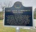 Image for Fort Davis Community - Fort Davis, AL
