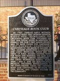 Image for Carthage Book Club