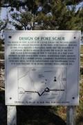 "Image for ""Design of Fort Scaur"" -- Fort Scaur, Somerset Island, Sandys Parish BM"