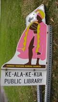 Image for KE-ALA-KE-KUA PUBLIC LIBRARY     ~    Kealakekua, Hawai`i