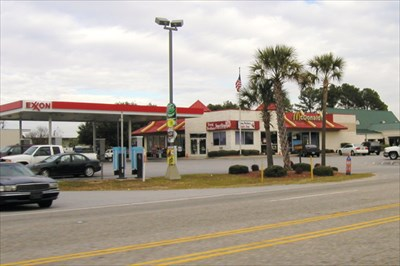 I 95 Exit 157 Florence Sc Mcdonalds Restaurants On Waymarkingcom