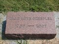 Image for 101 - Leah Ruth Schedler - Fairlawn Cemetery - Stillwater,OK