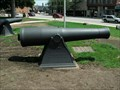 Image for Oregon Il court house cannon