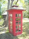 Image for Red Telephone Box, Pioneer Park Museum - Kangaroo Valley, NSW