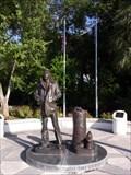 Image for The Lone Sailor Maritime Memorial - Ft. Lauderdale, FL