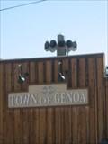 Image for Town of Genoa siren - Genoa, NV