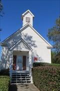 Image for One Room Schoolhouse - Orange Beach, Alabama, USA.