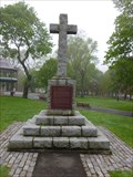Image for Founding of New Brunswick Monument (Loyalist Cross) - St. John, NB, Canada