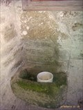 Image for Holy Water Stoup, St Genesius - St Gennys, Cornwall