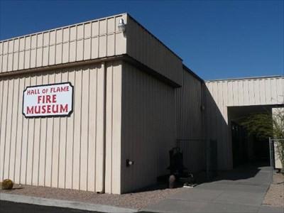 Hall Of Flame Museum Phoenix Az Motor Vehicle Museums