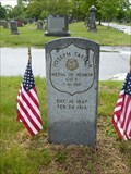 Image for Pvt. Joseph Taylor - Lowell, MA