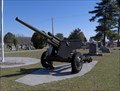 Image for Woodlawn Cemetery - 3-Inch Gun #112