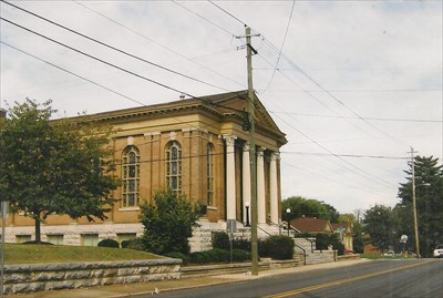Jones Methodist Church