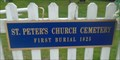 Image for St. Peter's Anglican Church Cemetery - Wallacetown, Ontario