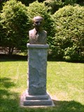 Image for 4532 Copland Asteroid and Composer Aaron Copland - Lenox, MA.