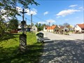 Image for Christian Cross - Poresin, Czech Republic