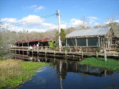 Clark 39 s fish camp julington creek jacksonville fl for Fish camp jacksonville