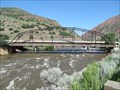 Image for South Canon Bridge - Glenwood Springs, CO