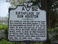 Image for Birthplace of Sam Houston