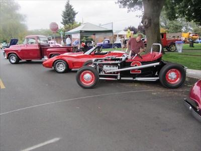 Cutsforth Canby Car Show