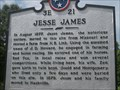 Image for Jesse James  3E 21  Humphreys County