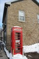 Image for Red Telephone Box - Maitland, Ontario