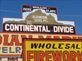 Image for Continental Divide, New Mexico. 7,295 Feet.