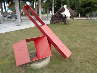 Earthquake - Jane Manus - Sarasota.