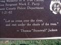 """Image for Thomas """"Stonewall"""" Jackson – Washington Monument – Boonsboro, MD"""