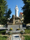 Image for Pomník Jana Husa - Spálené Porící, CZ