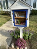 Image for Little Free Library # 111545 - Holland, Michigan USA