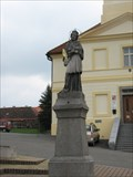 Image for St. John of Nepomuk - Planice, Czech Republic