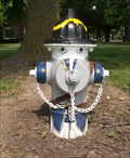 Image for Military Uniform Hydrant - Youngstown, New York