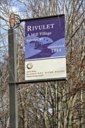 Image for Rivulet A Mill Village - Uxbridge MA