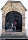 Image for Portal of the former Chateau riding school / Portál bývalé zámecké jízdárny - Roudnice nad Labem (North Bohemia)