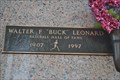 "Image for Walter F. ""Buck"" Leonard - Rocky Mount, NC"