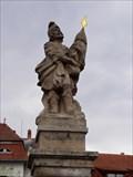 Image for Socha sv. Floriána - Ivancice, Czech Republic