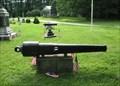 Image for Quabbin Park Cemetery.  Civil War Canons