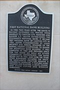 Image for First National Bank Building