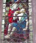 Image for The Good Samaritan -  St Llawddog's Church - Cenarth, Carmarthenshire, Wales