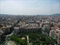 Image for Barcelona from the Sagrada Familia - Barcelona, Spain
