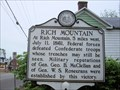 Image for Rich Mountain / Crozet-Chenoweth